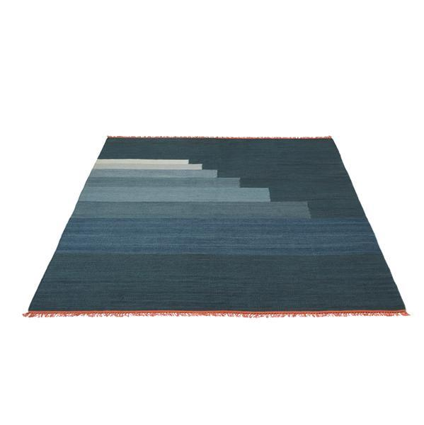 Bilde av Another rug gulvteppe 170x240 cm blue thunder